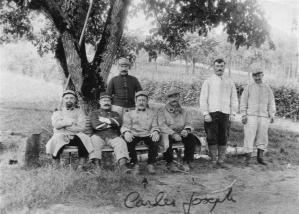 12 joseph carles assis 3eme a partir de la gauche
