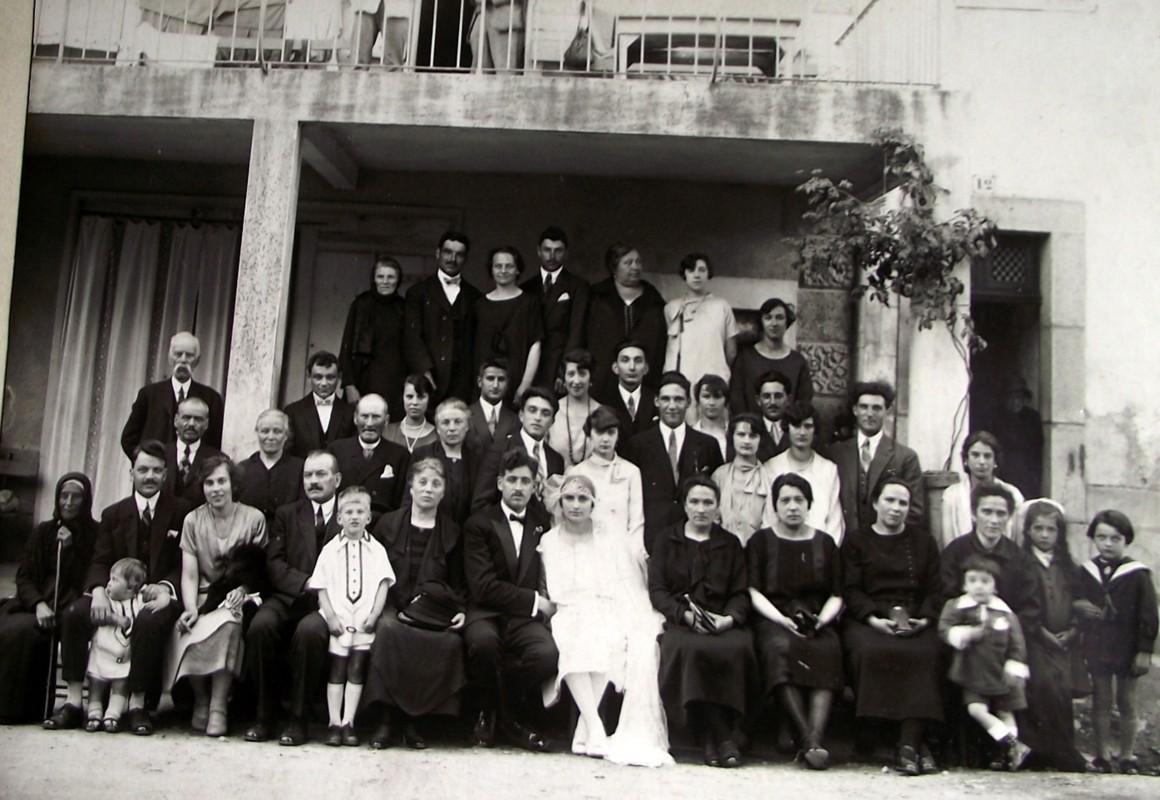 1926 27 mariage martin