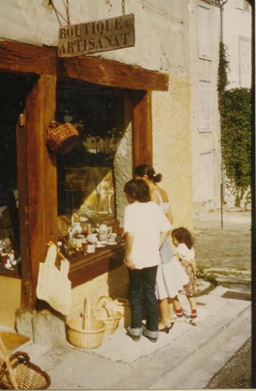 1981 artisanat