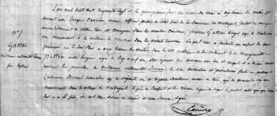 23 naissance gastou victorine 15051857 massaguel