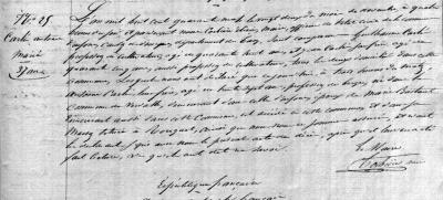 3 dc carles antoine arfons 22 nov 1849