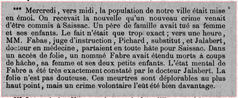 Journal la cite du 22 fevrier 1880