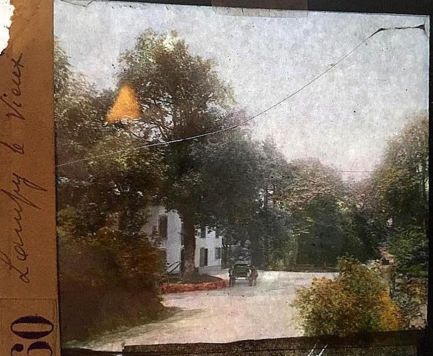 Lampy vieux 1900