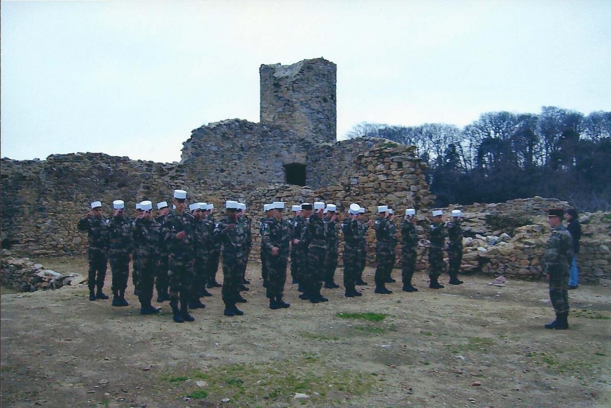 Legion au chateau 4