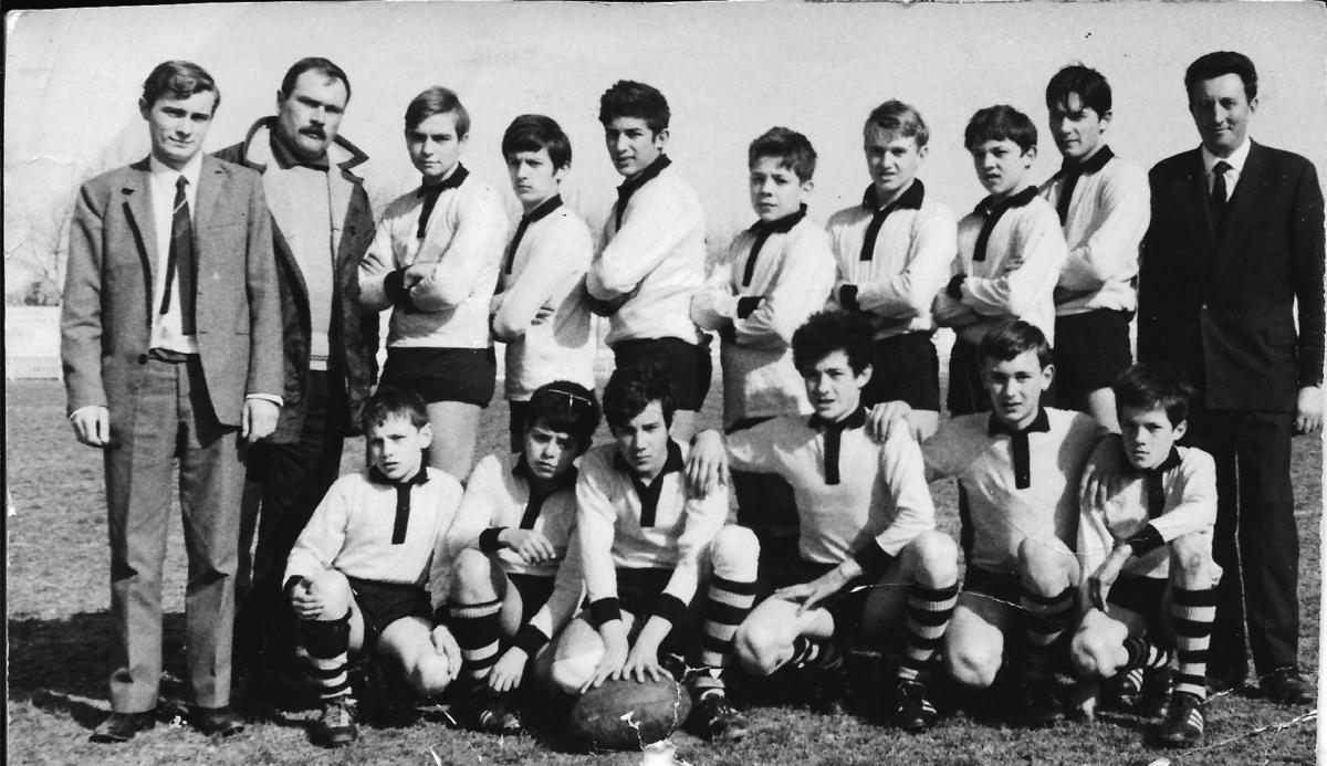 Minimes de saissac xiii ambassadeurs de la montagne noire 1969