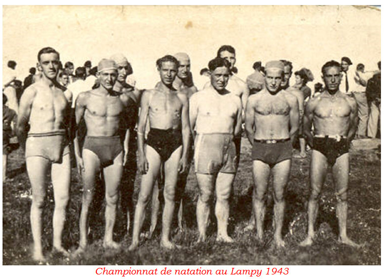 Natation 1943