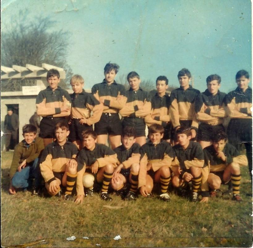 Saissac xiii 1968